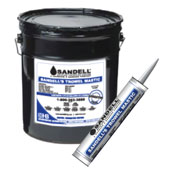 Mastic for Asphalt Coated Flashing