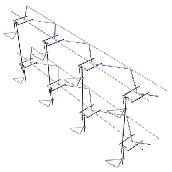 Tie-HVR-195V Anchor System - Truss Type - Click Image to Close