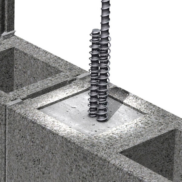 SPYRA-LOX® Rebar Lap-Joint Tie - Click Image to Close
