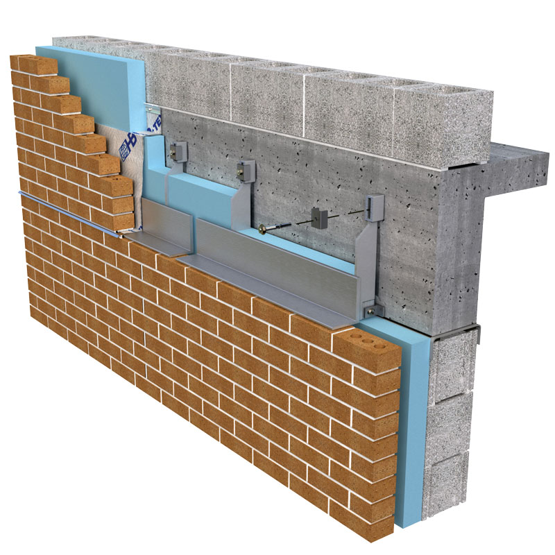 TBS-Thermal Brick System : Hohmann & Barnard, Inc , We Anchor the World!