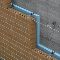 Thermal Concrete 2-Seal™ Tie