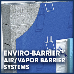 enviro-barrier air vapor barrier