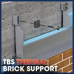 tbs thermal brick system
