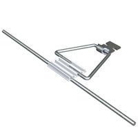 363-BT - Flexible Gripstay™ Channel Slot Anchor